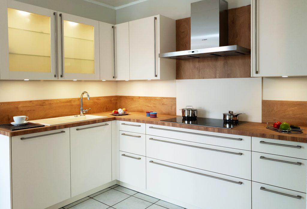 Küchenausstellung von Schlüter's Küchenhaus